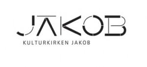 Jakob logo m undertekst